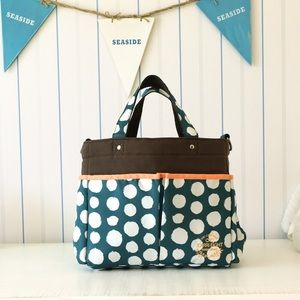 New Dots Insulated lunch bag
